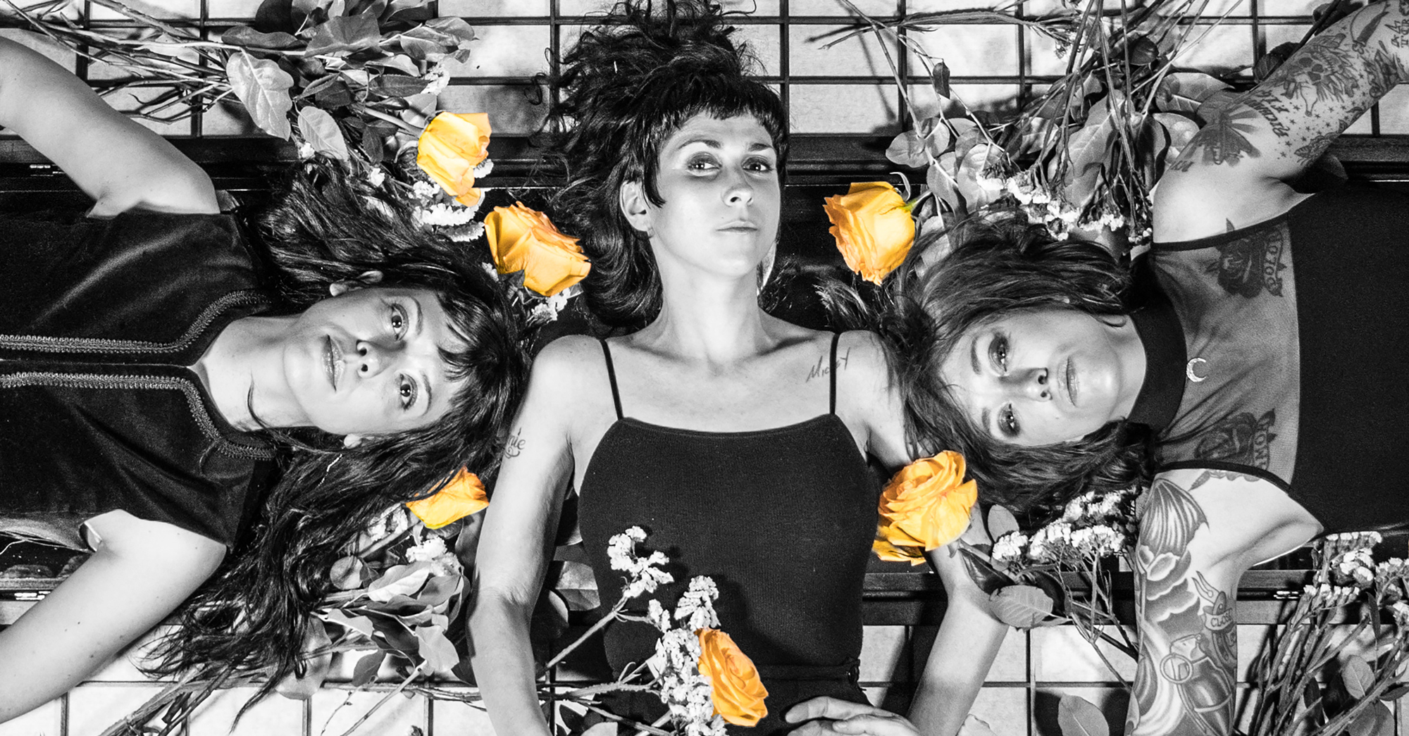 8e097c387557 The Coathangers Announce New Album  The Devil You Know