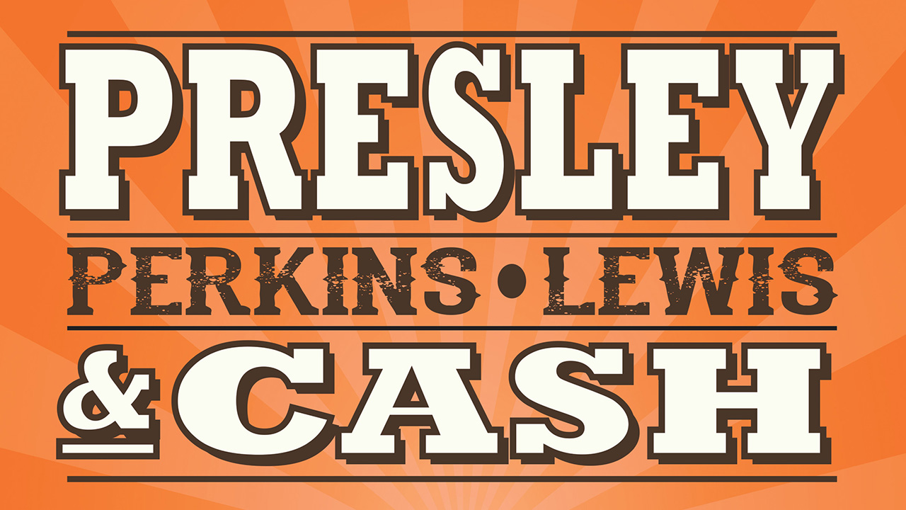 Presley, Perkins, Lewis & Cash: A Night to Remember