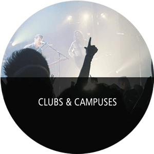 Clubs & Campuses