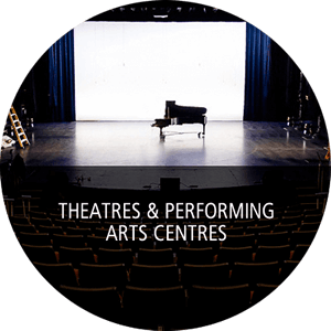 Theatres & Performing Arts Centres
