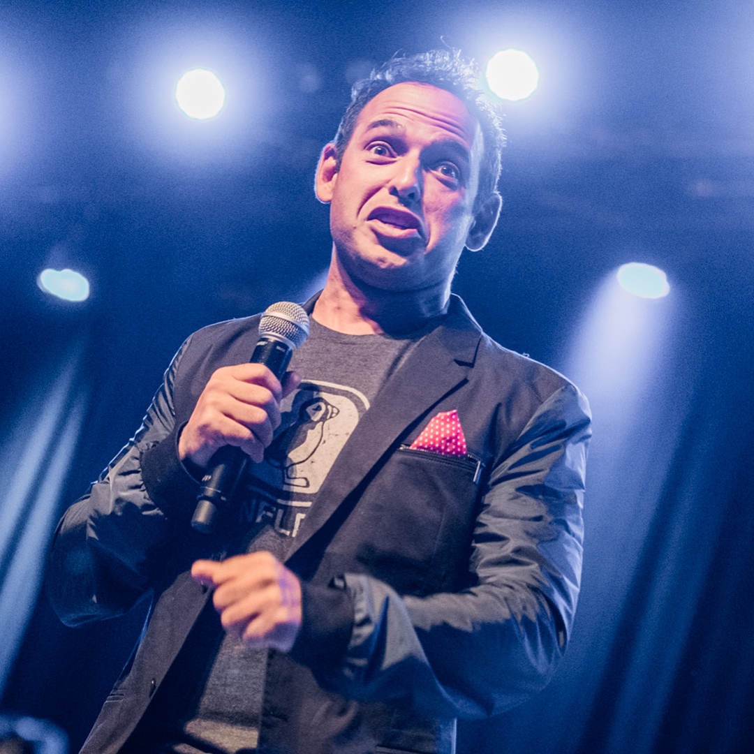 6df8ce502c9 Shaun Majumder s HATE Tour Coming to Newfoun
