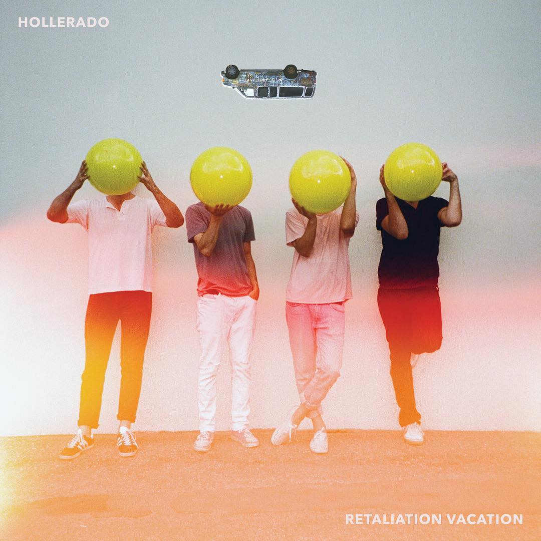 2d924f33290 Hollerado Announce Final Album  Retaliation Vacation